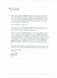 Datenschutzbeauftragte Blatt 2